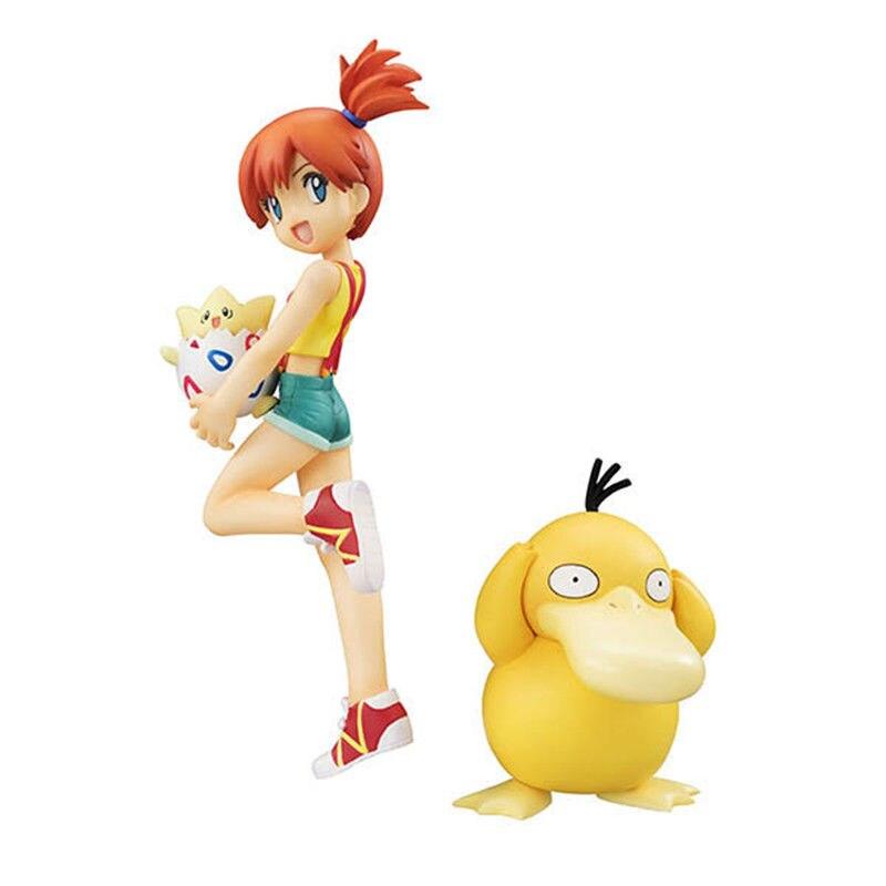 1 Pcs Nice Soft Poke Kunai Anime Pocket Monster Misty & Togepi & Psyduck Pvc Figure No Retail Box1 Pcs Nice Soft Poke Kunai Anime Pocket Monster Misty & Togepi & Psyduck Pvc Figure No Retail Box
