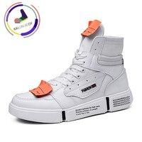 KAILON ADDY Men Casual Shoes 2019 Fashion Sneakers Men Shoes New Chunky Sneakers Men Tennis Shoes Adult Footwear Men 44 S Shoes