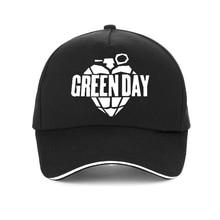 new summer Famous band Green Day cap men 100% cotton Baseball Caps Men women Rock Hip Hop adjustable Snapback hat bone