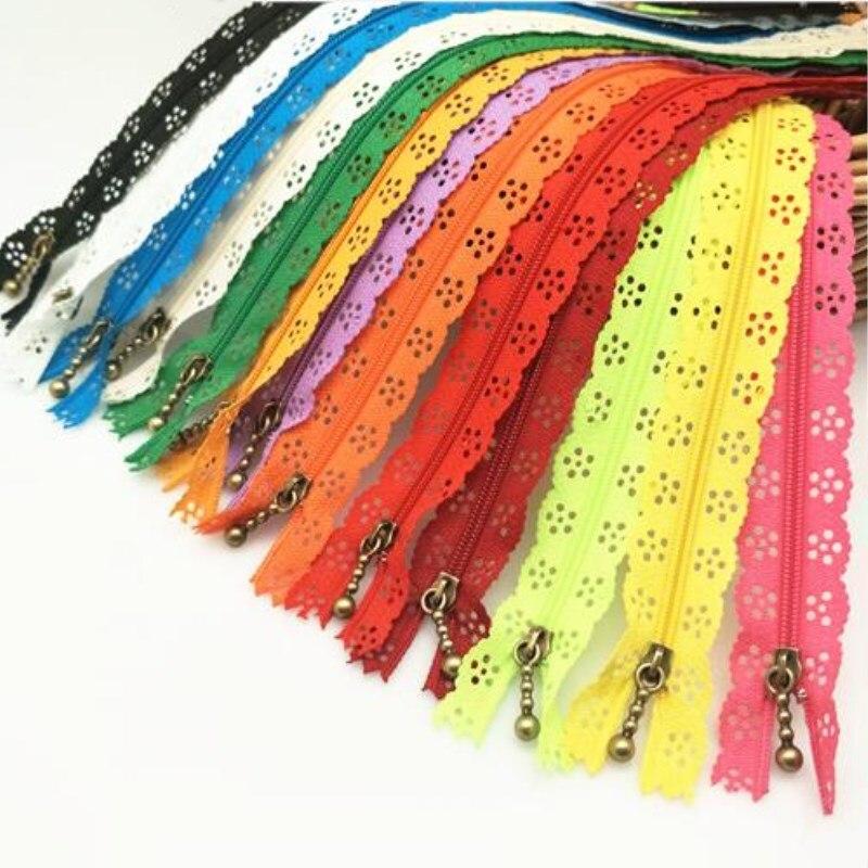 Шнурки на молнии 10 шт./лот, 10 шт./лот, 30 см, нейлоновая отделка, для шитья, свадебного платья, AA7459