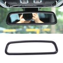 Карбоновая стильная пластиковая внутренняя рамка для зеркала
