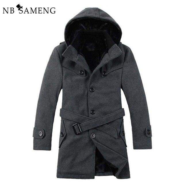 Homens Jaqueta de inverno Engrossar Peso 1.3 kg-2.2 kg Moda mens jaquetas M Para o Tamanho dos homens 6XL Outerwear e Trench Coat Atacado