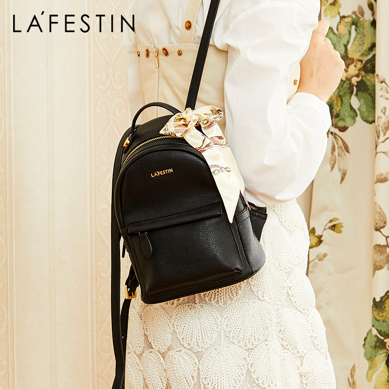 LA FESTIN 2019 spring new female backpack small School backpack travel bags Light and durable Stylish and beautifulLA FESTIN 2019 spring new female backpack small School backpack travel bags Light and durable Stylish and beautiful