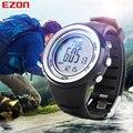 ¡ Caliente!! EZON Altitud Altímetro Barómetro Termómetro Reloj Running Escalada Senderismo Deportes Relojes Digitales Reloj Montre Homme
