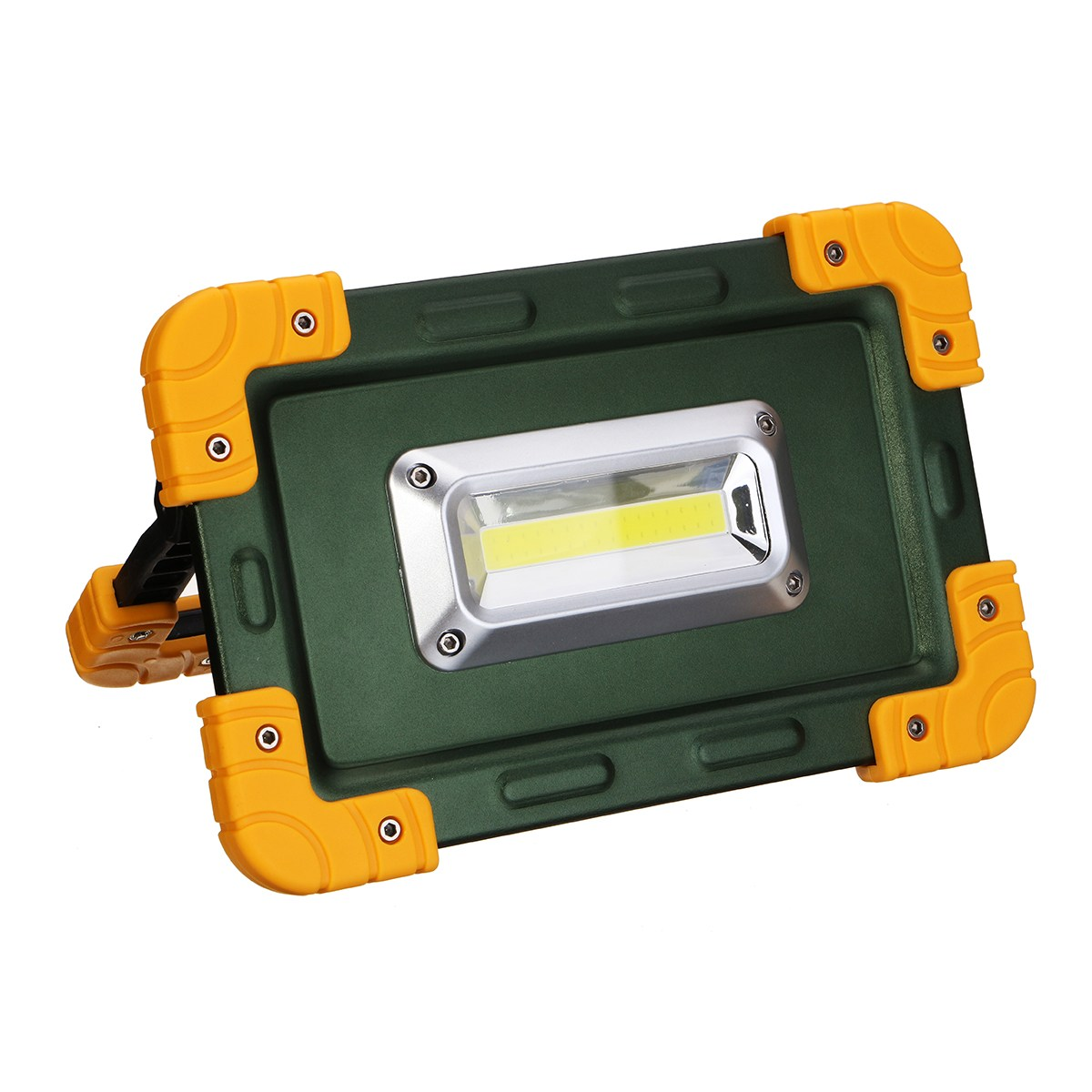 NEW Safurance Outdoor 30W LED Light Work Lamp Flood Light USB Rechargeable Roadway Safety Traffic Light new safurance welders dual leather
