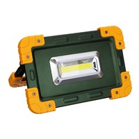 NEW Safurance Outdoor 30W LED Light Work Lamp Flood Light USB Rechargeable Roadway Safety Traffic Light