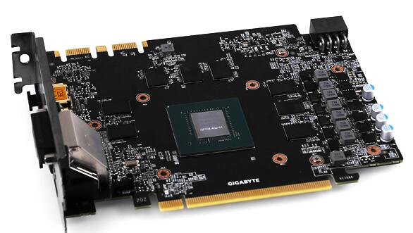 Купить с кэшбэком BARROW Full Cover Graphics Card Block use for GIGABYTE GTX1080 MINI-ITX-8G / GTX1070MINI ITX-OC-8G GPU Radiator Copper RGB AURA