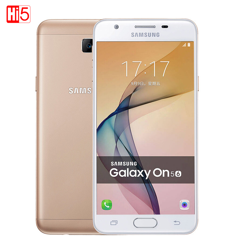 Samsung Galaxy On5 G5510 2016 Dual SIM 5 0 2GB RAM 16GB ROM 4G LTE Android