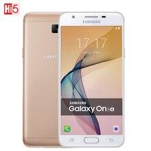 """Samsung galaxy on5 g5510 2016 dual sim 5,0 """"2 gb ram 16 gb rom 4G LTE Android 6.0 13MP 2600 mAh Dual SIM Metall shell Handy"""