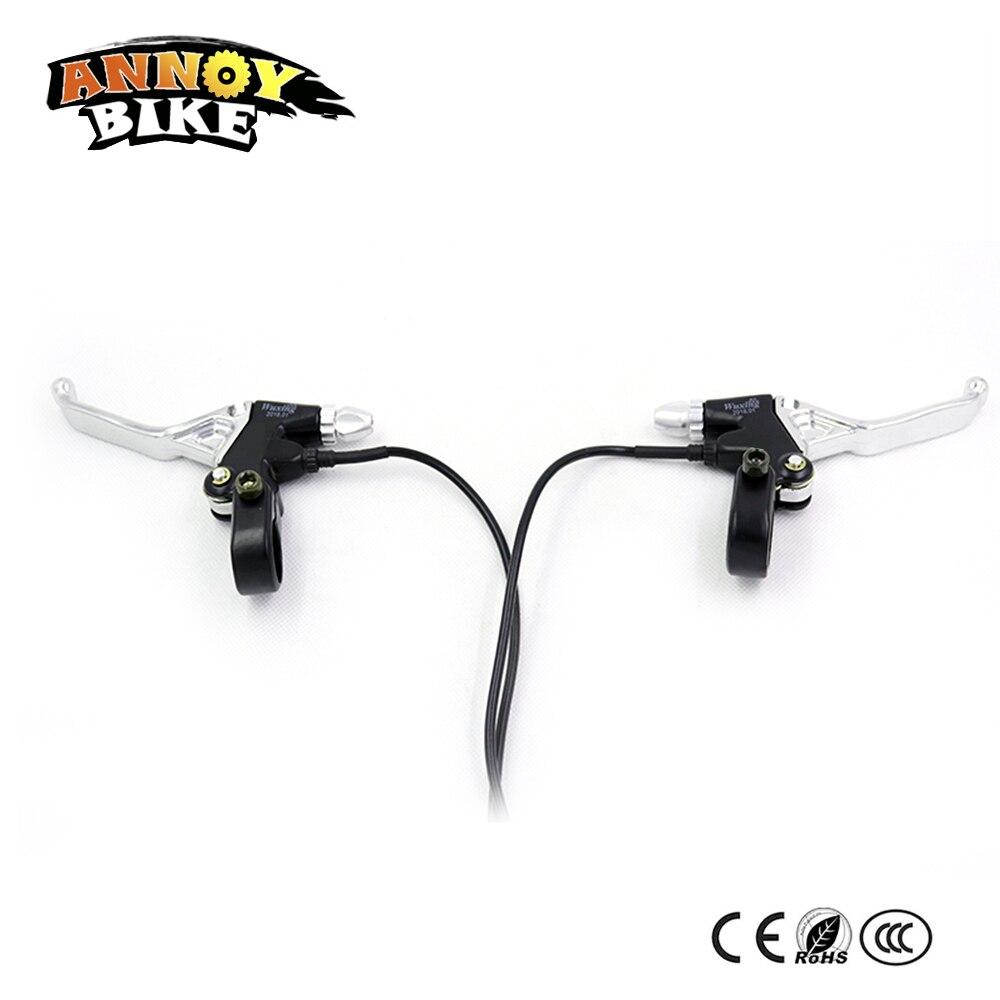 1Pair Aluminum Alloy V brake Disc Brakes Lever MTB ...