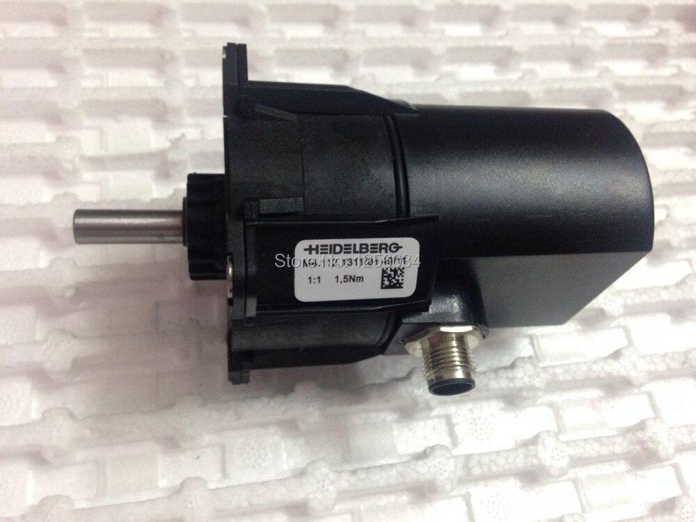 FREE AHIPPING 1 piece high quality heidelberg motor M4.112.1311/01, printing DC motor