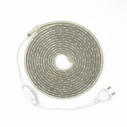 Fita impermeável flexível do diodo emissor de luz da tira 220 v smd 5050 fita conduzida 60 leds/m para a sala de visitas 1 m/2 m/3 m/4 m/5 m/6 m/7 m /8 m/10 m/15m20m
