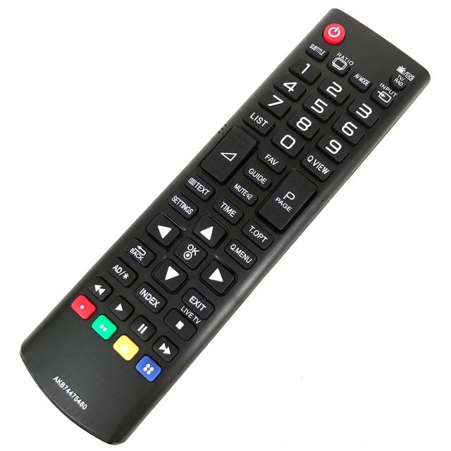 שלט רחוק חדש עבור LG LED LCD טלוויזיה AKB74475480 כללי AKB73715603 AKB73715679 AKB73715622 Fernbedienung