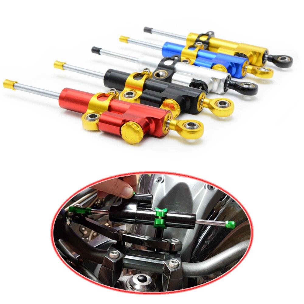 для ЧПУ демпфер рулевого StabilizerLinear отменил контроль безопасности для Honda шершень cb400 и CB 400 шадоу 750 ЦБ РФ 600 f4i подойдет