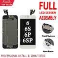 Lcd Completo per Il Iphone 6 6S Plus Display Lcd Touch Screen Digitizer Assembly di Ricambio Set Completo Ecran con Casa pulsante + Macchina Fotografica