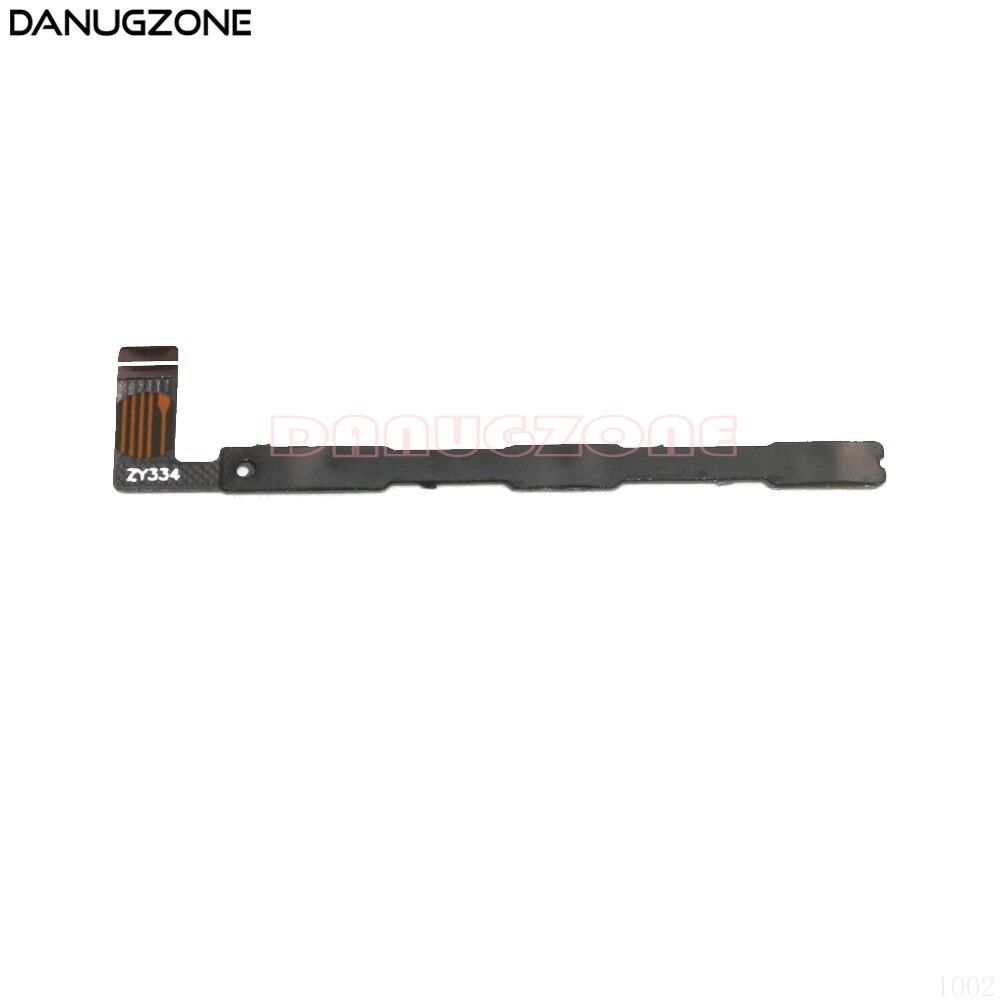 Power Button Switch Volume Button Mute On / Off Flex Cable For Motorola MOTO E4 XT1762 XT1772