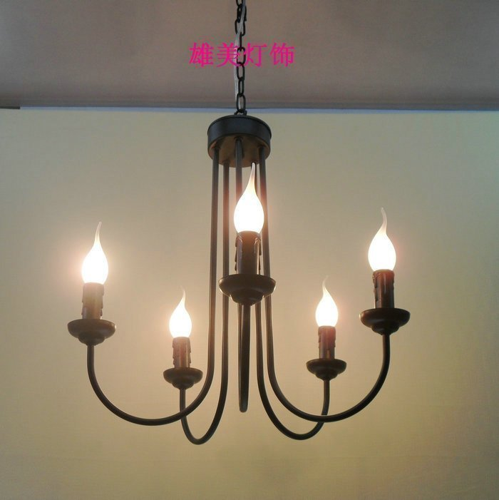 Lamps fashion pendant light brief modern iron american living room lights restaurant lamp personalized lighting rustic  pendant light fashion 5 lamps rustic vintage lamp restaurant lamp wrought iron modern lighting bedroom lamp