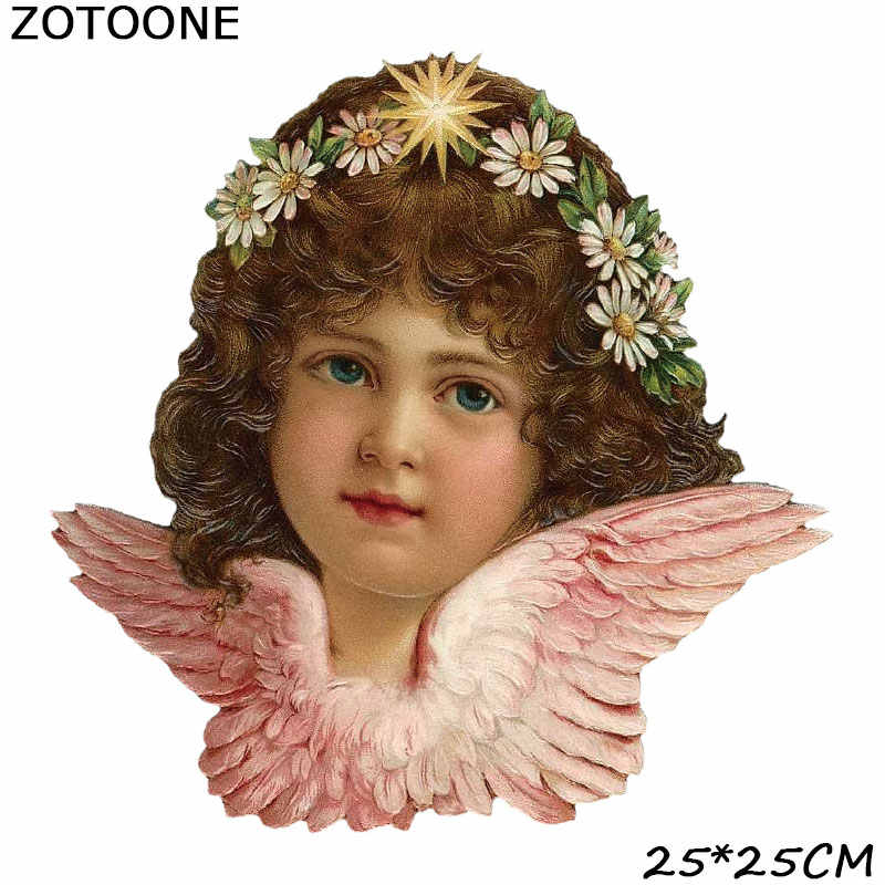 ZOTOONE   iron on patches   iron on transfers for clothing  diy patch  clothes iron on transfer paper	 Handmade  Eco-Friendly