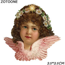 ZOTOONE  iron on patches transfers for clothing diy patch clothes transfer paper Handmade Eco-Friendly