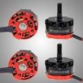 4 шт./лот MT2205 2300KV Безщеточный для FPV Quad Гонки Издание QAV Гонки 2/2 CW CCW