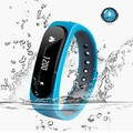 Waterproof Smart bracelet E02 Bluetooth Smartbands Sports Wristbands Band for apple iPhone 6 5S 5 Samsung S6 S5 S4 Note3 HTC