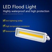 Светодиодный прожектор заливасветильник света 50 Вт 100 ip65