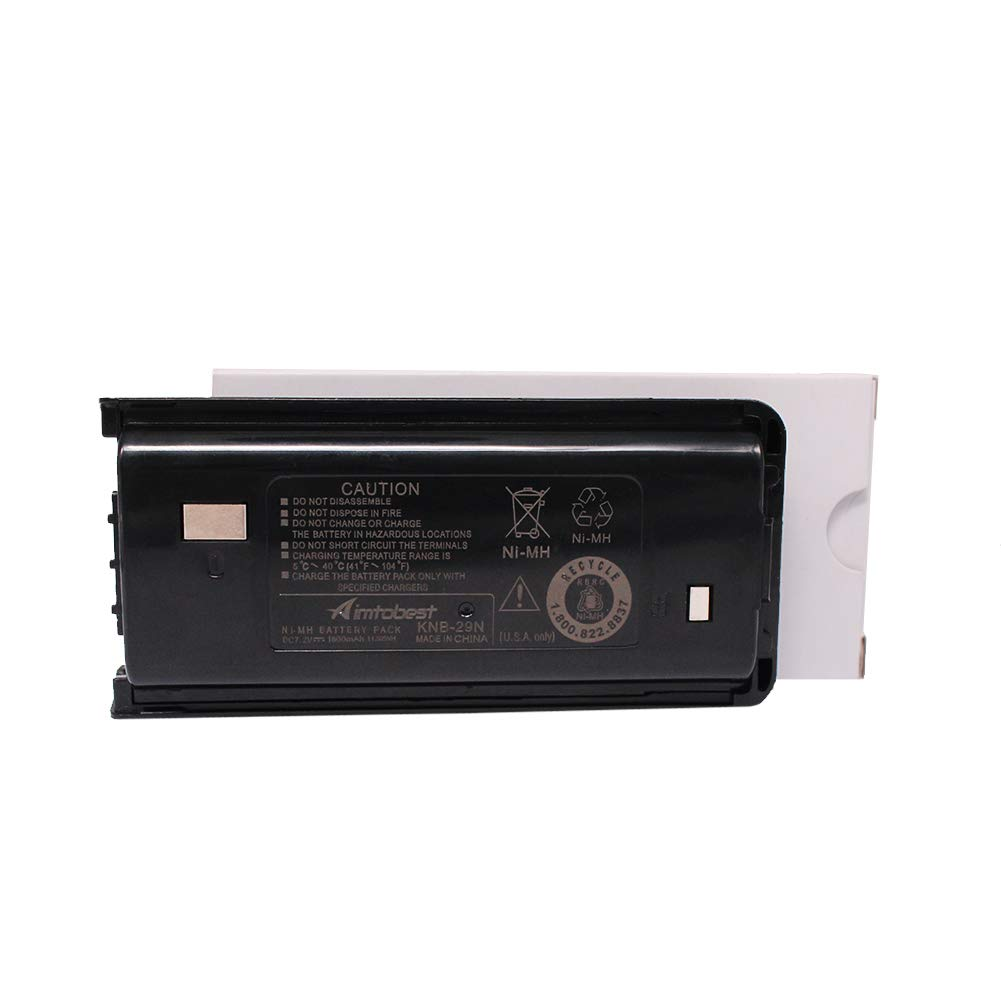 KNB-53N KNB-29 1600mAh Battery For Kenwood TK-2207 TK-3207G TK-3301 TK-2312 TK-3312 TK-3401D TK-3202 TK2202 TK3206 TK-2217 Radio