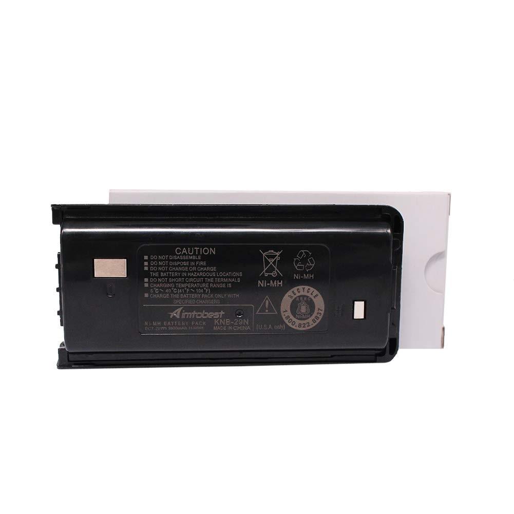 KNB-53N KNB-29 1600mAh Battery For Kenwood TK-2207 TK-3207G TK-3301 TK-2312 TK-3312 TK-3401D TK-3202 TK2202 TK3206 TK-2217 Radio