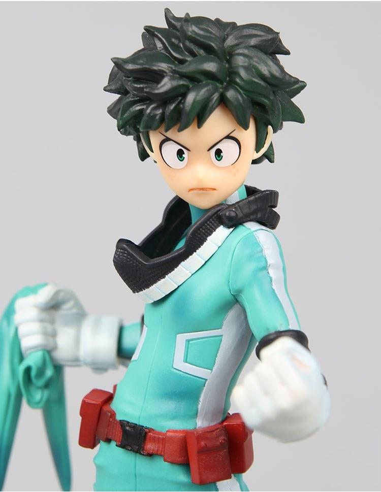 My Hero Academia Midoriya Izuku Todoroki Shoto Action figure | 17cm