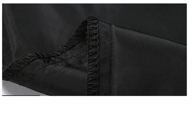 Grandwish Big Size Shorts Mens Plus Size 9XL Summer Shorts Men Knee Length with Zipper Pocket Beach Shorts Men Elastic ,DA040