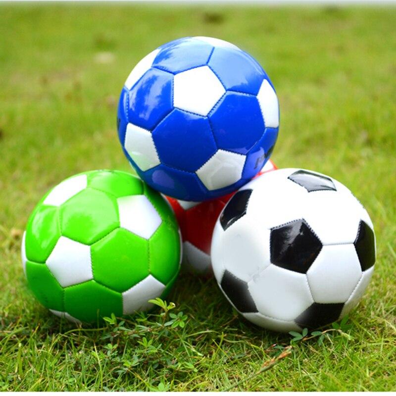 15CM Classic Mini Soccer Ball Size 2 Kids Kindergarten Toys Outdoor Sport Football toy Children Christmas gift soccer balls size 4