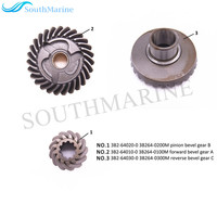 3B2-64020 3B264-0200M /3B2-64010 3B264-0100M /  3B2-64030 3B264-0300M Bevel Gear A/B/C for Tohatsu Nissan 2-stroke 6HP 8HP 9.8HP