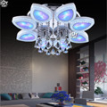 Minimalist living room lamp led lamp crystal lamp bedroom cozy restaurant creative factory outlets Ceiling Lights Rmy-0504