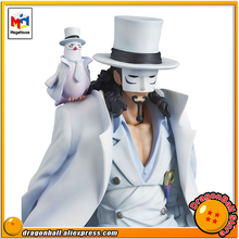 """Japan Anime """"ONE PIECE"""" Original MegaHouse Variable Action Heroes Action Figure – Rob Lucci"""