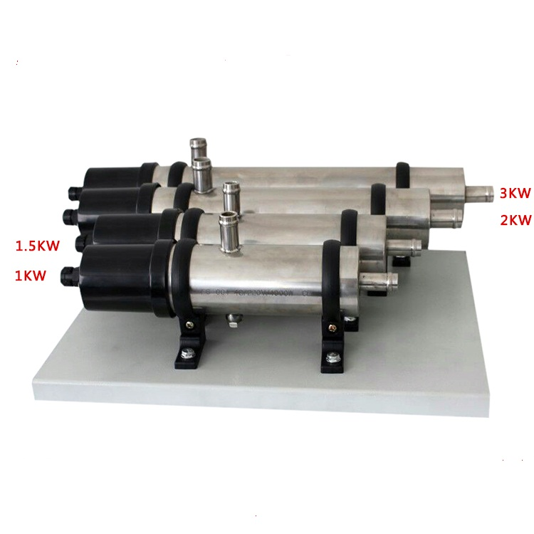 Kiger Diesel generator set thermostat water heater 2KW self circulation starting preheater