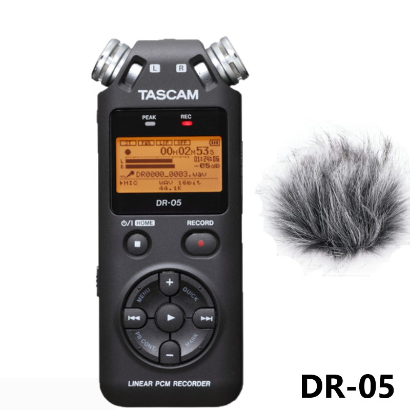 TASCAM DR 05 DR 05C แบบพกพาดิจิตอลเครื่องบันทึกเสียง MP3 การบันทึกปากการุ่น 2 SD 8GB การ์ด deadcat เช่นของขวัญ-ใน เครื่องบันทึกเสียงดิจิตอล จาก อุปกรณ์อิเล็กทรอนิกส์ บน AliExpress - 11.11_สิบเอ็ด สิบเอ็ดวันคนโสด 1