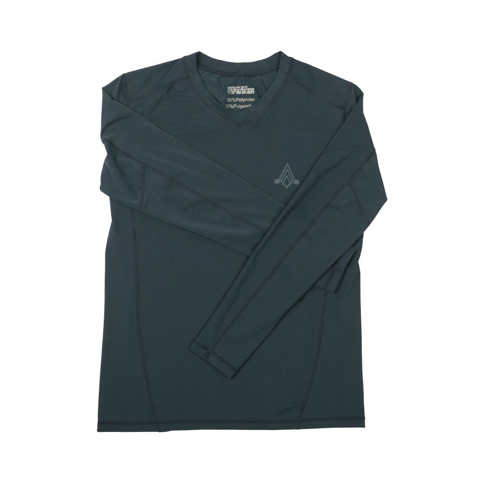 Tactical Long-sleeved T-shirt Men's Quick-drying Thin Section Sport Long-sleeved Spring and Summer