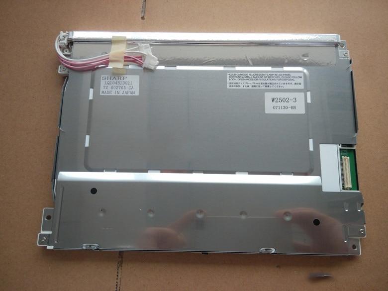 10.4-inch LQ104S1DG21 industrial display, 800*600, brightness 350 10 4 inch lq104s1dg21 industrial lcd panel