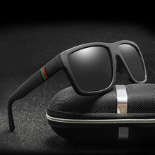 fashion Luxury Brand Design men driving Polarized sunglasses sport Gafas Mirror