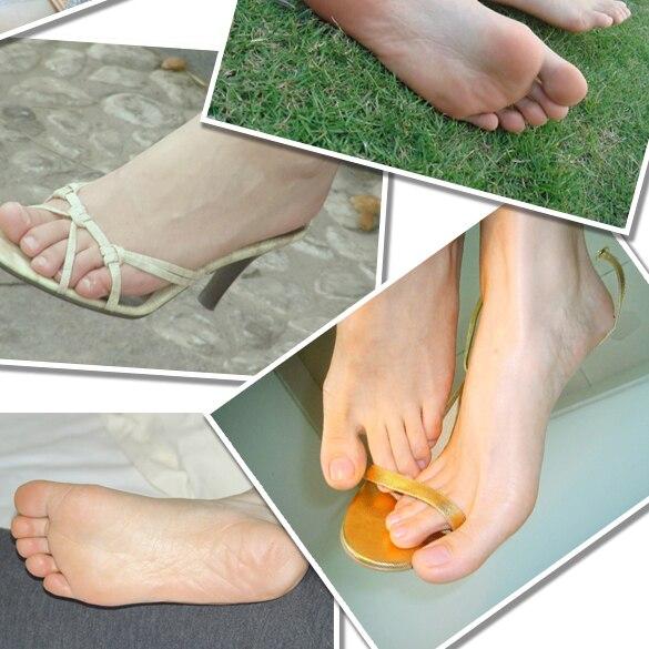 Pedicure Foot File Dead Skin Remover Slibning - Negle kunst - Foto 5