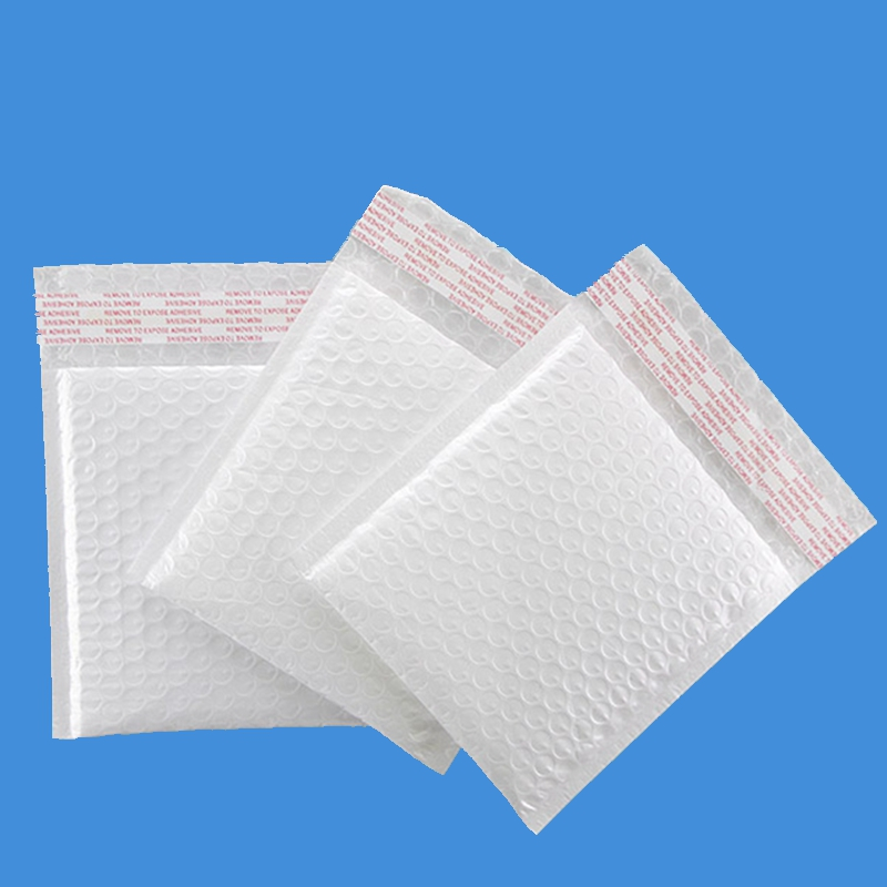 10PCS/LOT Self Glued Bubble Bag 13x15cm-26x30cm Protective Packing Bag Bubble Evelope Water Proof Packing Envelope
