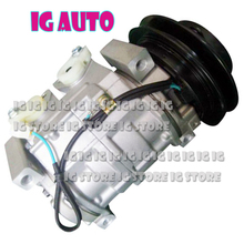 New 10s13c Auto AC Compressor For Hino Truck Pump With Clutch 4471802910 4472204442 135.5mm PV1