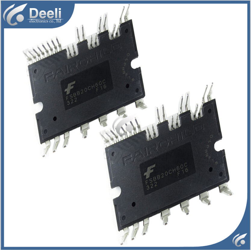 95% new good working 5pcs/set for Frequency conversion module FSBB20CH60C Power module k654 420 frequency conversion speed control module