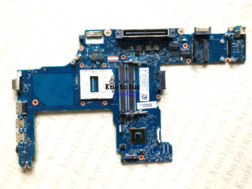744007-501 FOR HP ProBook 640-G1 650-G1 laptop motherboard  Free Shipping 100% test ok free shipping the laptop motherboard for asus k75d k75de qml70 la 8371p test good