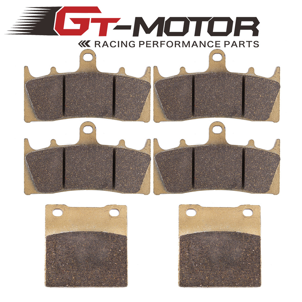 Motorcycle Front and Rear Brake Pads For SUZUKI GSXR-1300 GSX-R 1300 Hayabusa 1999-2007 180 16 9 fast fold front and rear projection screen back