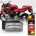 Задний фонарь SPEEDPARK для мотоцикла  стоп-сигнал  встроенная светодиодная лампа для HONDA CBR600 F4I CBR-600  2001-2003