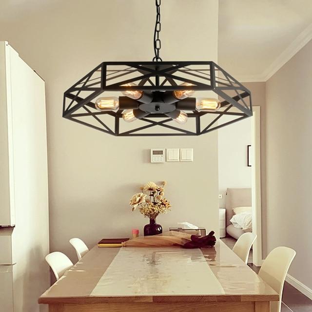 lampe licht pendelleuchten moderne kreative cafe theke restaurant ...