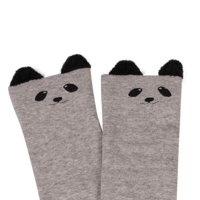 ผู้หญิงแมว Catoon ถุงเท้าถุงเท้ายาวกว่าเข่าถุงเท้าสูง