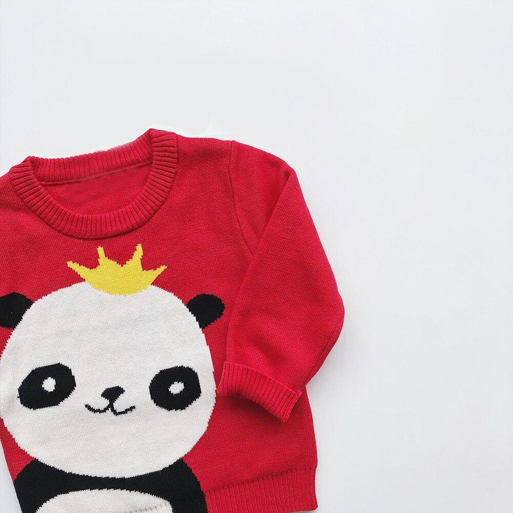16576db13024 chifuna Girls Sweater 2018 New Baby Boy Sweater Kids Knitted Cute ...