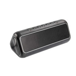 Solar Bluetooth Speaker With 5000Mah Power Bank, Portable Wireless Bluetooth 4.2 Speaker 12W Stereo Subwoofer Bass, Ipx6 Water